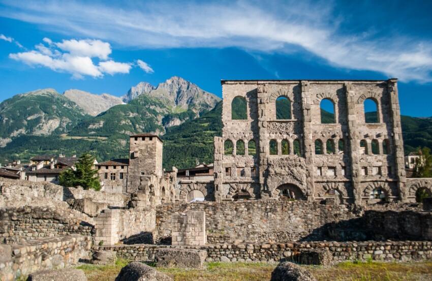 Dove dormire a Aosta