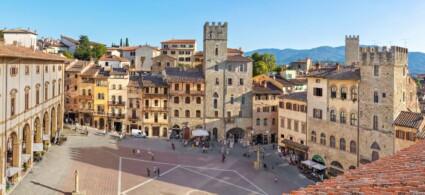 Dove dormire a Arezzo