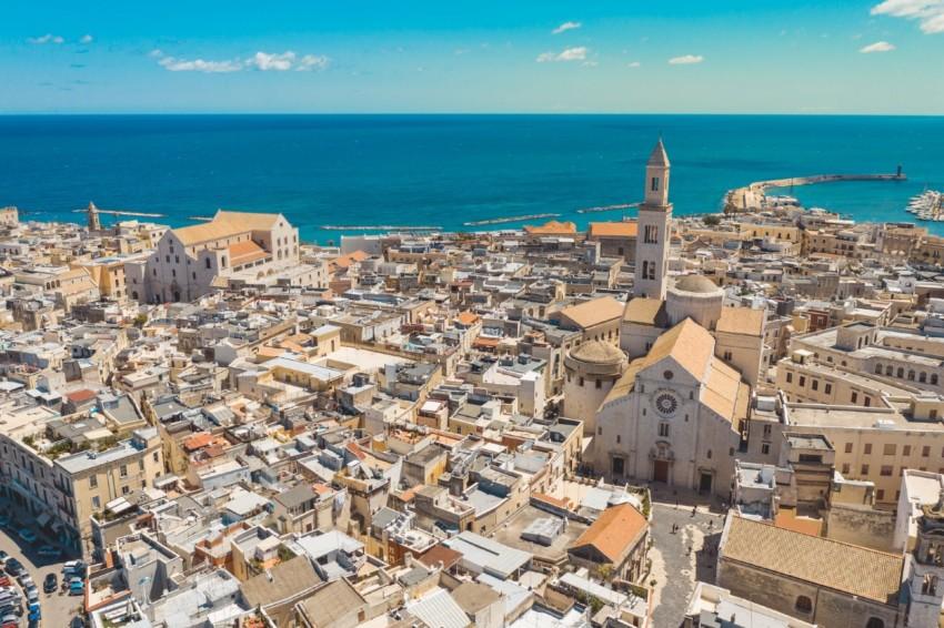 Dove dormire a Bari
