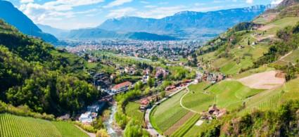 Dove dormire a Bolzano