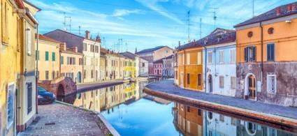 Dove dormire in Emilia Romagna