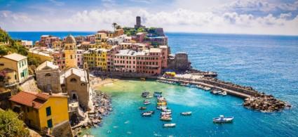 Dove dormire in Liguria