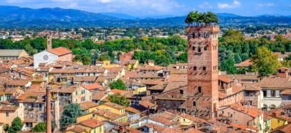 Dove dormire a Lucca