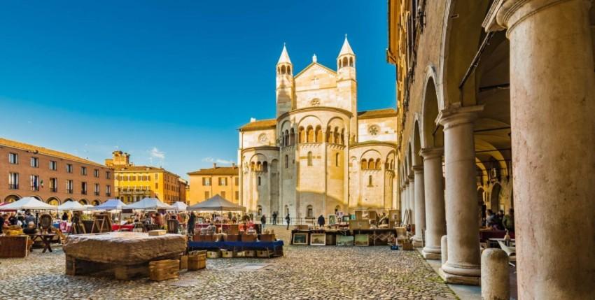 Dove dormire a Modena