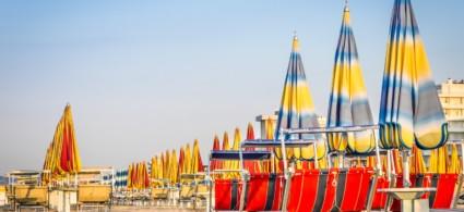 Hotel sul mare a Rimini