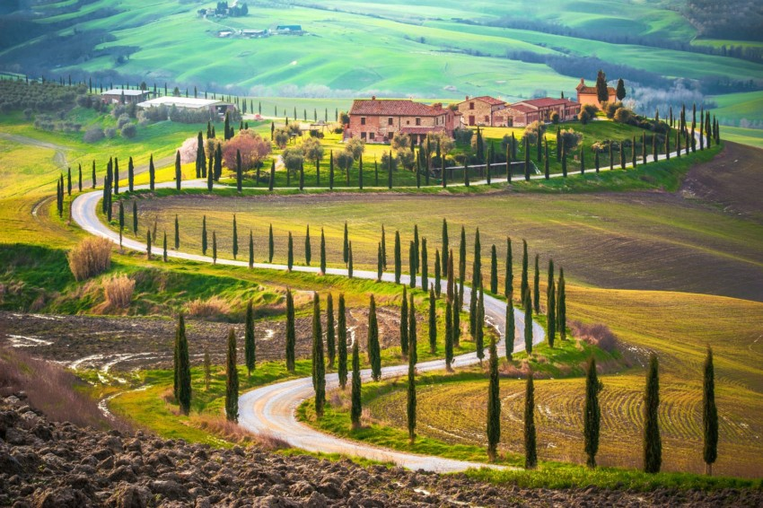 Dove dormire in Toscana