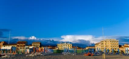 Dove dormire a Viareggio
